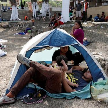 Trump's Fearmongering about Migrant Caravan