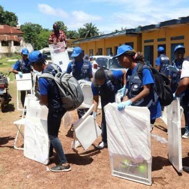 The DR Congo Ebola Outbreak