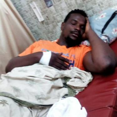 DR Congo: Fears for Health of Detained Activist