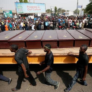 A Minute of Silence for Victims of Nigeria's Epidemic of Violence
