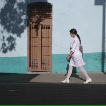 Mujeres del caos venezolano