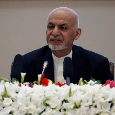 Afghan President Offers Airstrike Victims Apology, Not Justice