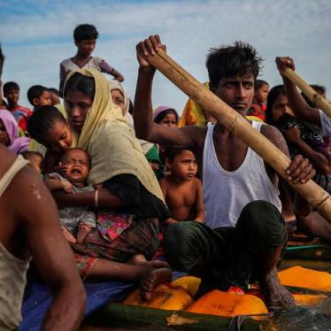 When Will Britain Step Up on Burma?