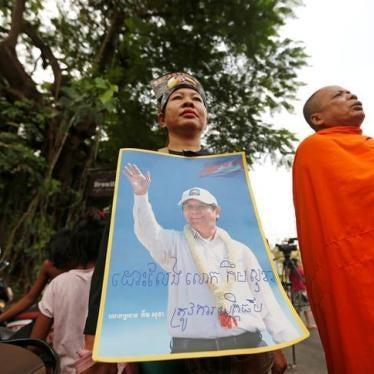カンボジア:反体制派に対する根拠のない有罪判決を無効にせよ
