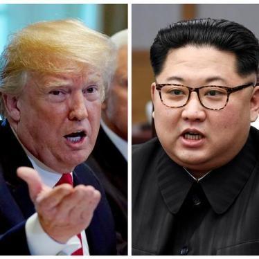북한: 인권 관련 대북 제재 유지 필요