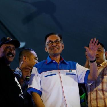 Malaysia's Anwar Ibrahim Finally Freed