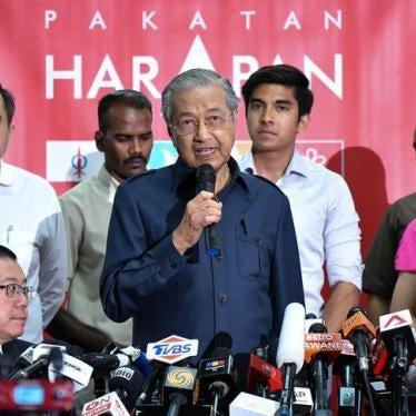 马来西亞:应尽速兑现人权承诺