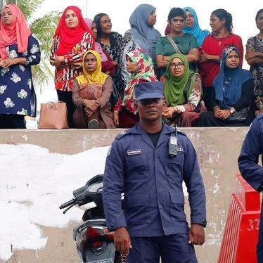 Maldives: Release Supreme Court Justices
