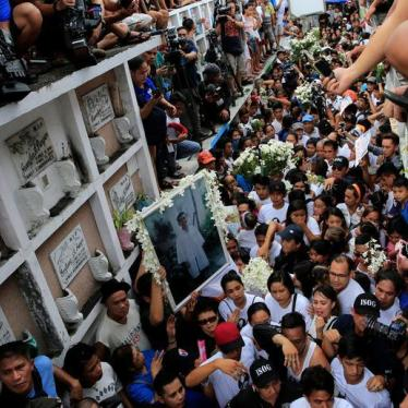 Philippines Acts to Combat Violence Against Children