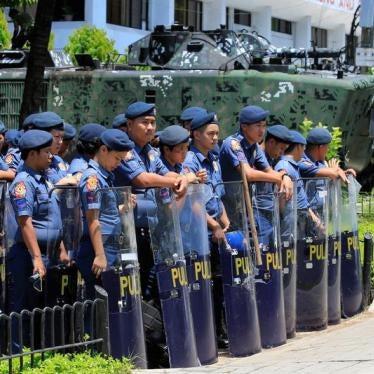 韩国对菲律宾'反毒战争'暴行视而不见
