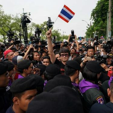 Thailand: Free 14 Pro-Democracy Activists