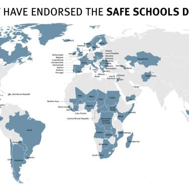 If Europe Can Unite Over Eurovision, Why Not Safe Schools?