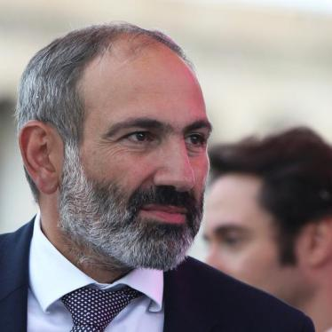 Protest Leader Becomes Armenia's Prime Minister