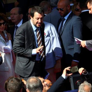 Italy's Dangerous Direction on Migration