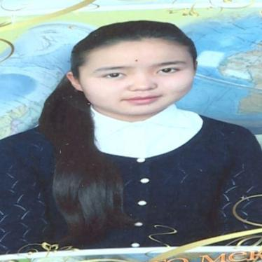 Young Woman's Murder in Kyrgyzstan Shows Cost of 'Tradition'
