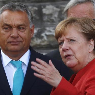 German Christian Democrats Should Defend Democracy in Hungary