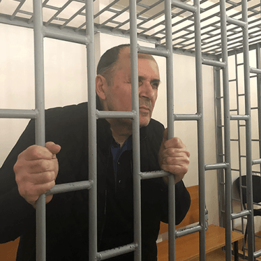 To Free a Human Rights Defender in Russia's Chechnya