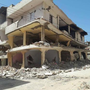 Ägypten: Armee intensiviert Abriss von Häusern in Sinai