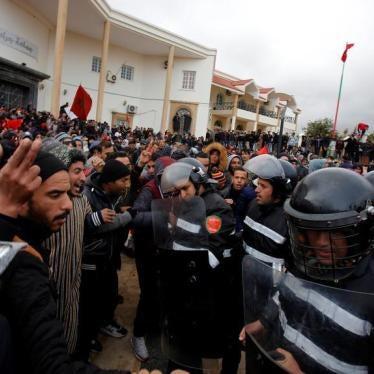 قمع جديد للاحتجاجات في المغرب