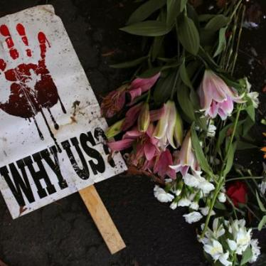 US Mothers' Battle Cry for Police Accountability