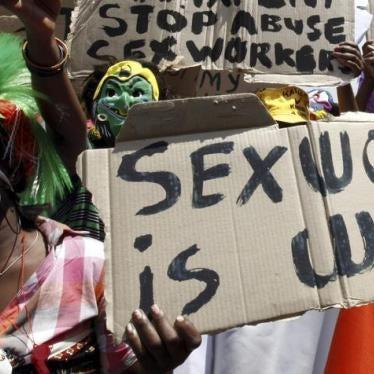 Hopes of Decriminalizing Sex Work in South Africa