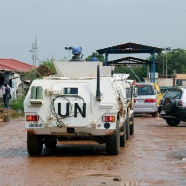 UN Security Council Imposes Arms Embargo on South Sudan
