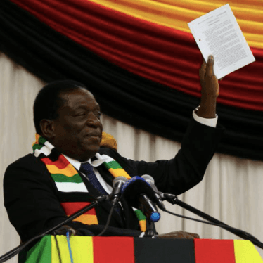 Zimbabwe: Lack of Reform Risks Credible Elections