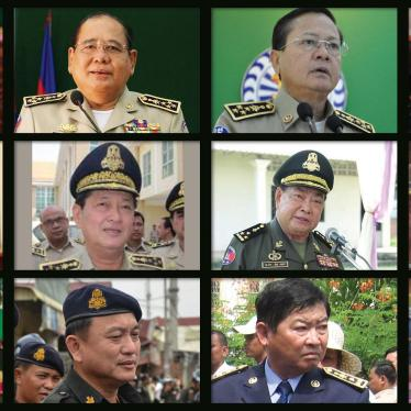 Cambodia's 'Dirty Dozen' Have No Place in Australia
