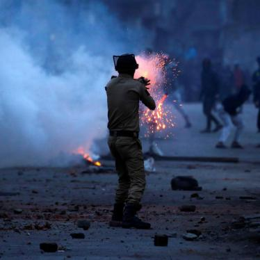 India: Act on UN Rights Report on Kashmir