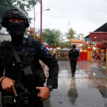Indonesia: New Counterterrorism Law Imperils Rights