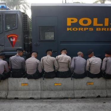 Indonesian Reporter Dies in Police Custody