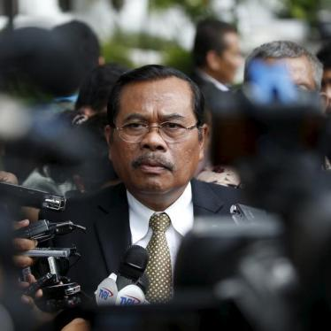 Indonesia Backpedals on Accountability for Past Atrocities
