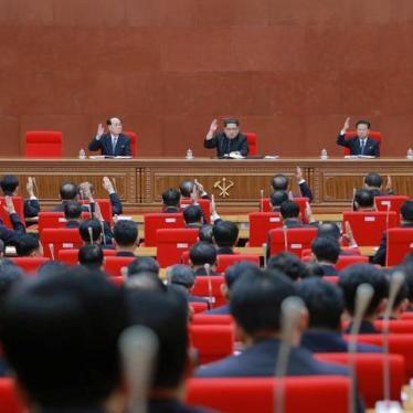 朝鲜:终结高压统治、人权侵害