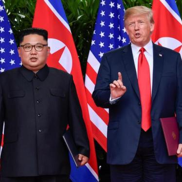 The Singapore Summit's Failure on North Korean Human Rights