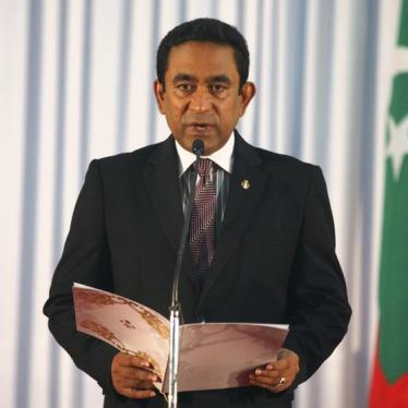 Maldives' Slide Toward One Party Rule