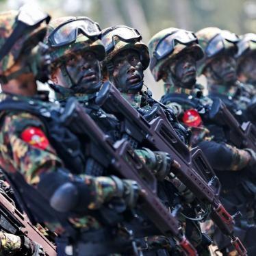 Myanmar: Prosecute Dismissed Officers for Atrocities