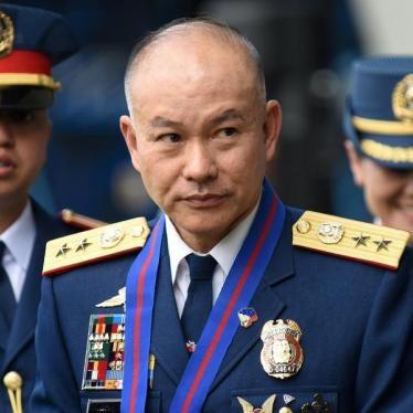Philippine Police Chief Halts Crime Suspect 'Perp Walks'