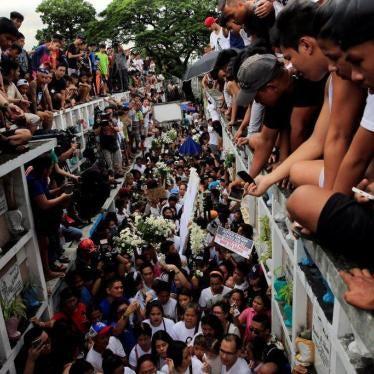 Philippine School Kids May Face Mandatory Drug Tests