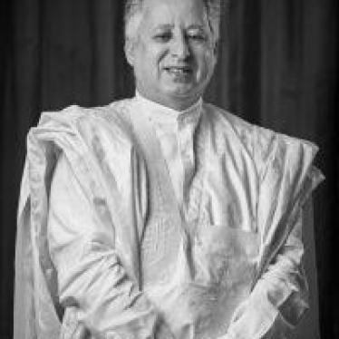 Mohamed Bouamatou, Mauritania