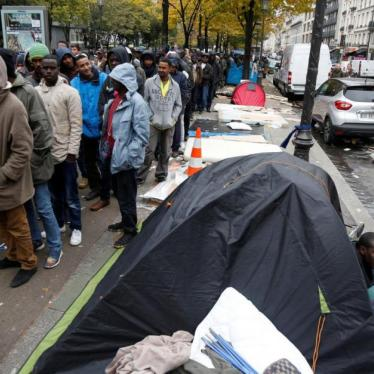 French Senate Law Commission Fails on Asylum and Immigration Bill