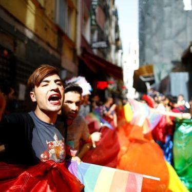 Turkey Has No Excuse to Ban Istanbul Pride March