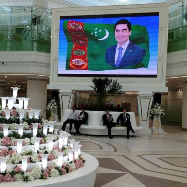 Turkmenistan: Report of Inquiry to German Cybersecurity Firm