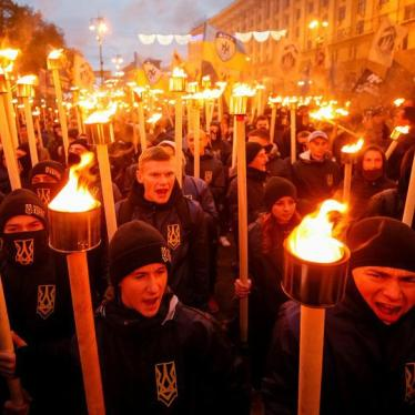Ukraine: Investigate, Punish Hate Crimes
