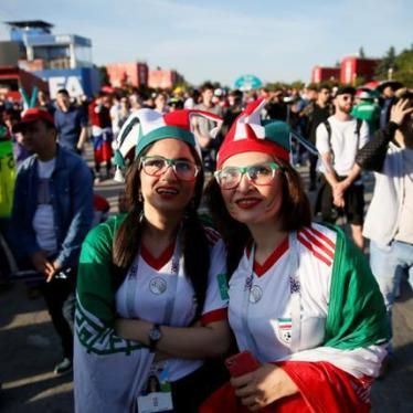 Banned from Watching Soccer, the Women of Iran are Being Failed by FIFA