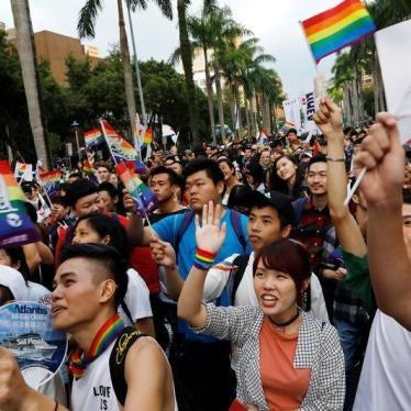 政治人物应在婚姻平权展领导能力