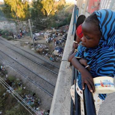 Algeria: Inhumane Treatment of Migrants