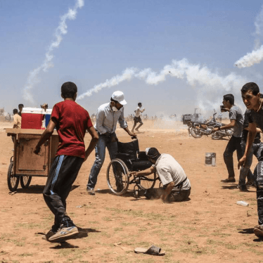 Israel: Apparent War Crimes in Gaza
