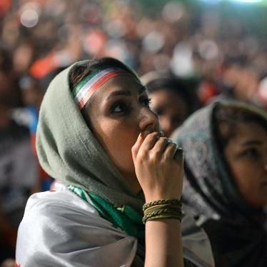 إيران: تقدم بخصوص حظر دخول النساء الملاعب