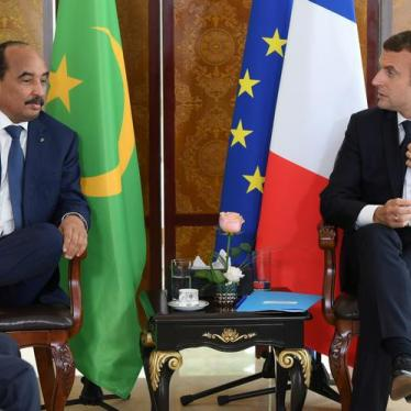 Emmanuel Macron's Visit to Mauritania: Fighting Terrorism But At What Price?