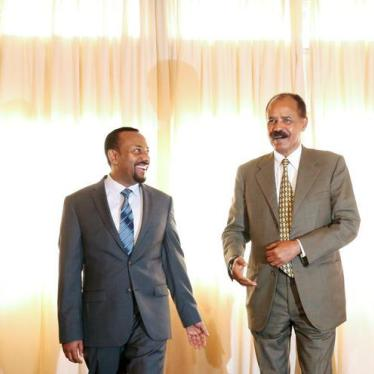 Along with Peace, Eritreans Need Repression to End